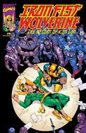 Iron Fist Wolverine Vol 1 4
