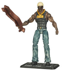 Luke Cage (Earth-616) from Marvel Universe (Toys) Series 2 Wave VII 0001