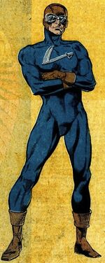 Martin Fletcher (Earth-616) from Official Handbook of the Marvel Universe Vol 3 7