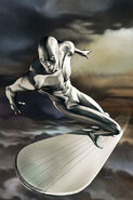 Silver Surfer Vol 5 5 Textless