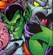 Skrulls (Earth-928) 2099 Manifest Destiny Vol 1 1