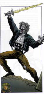 Cody Fleischer (Earth-616) from Official Handbook of the Marvel Universe Mystic Arcana The Book of Marvel Magic Vol 1 1 0001