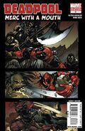 Deadpool Merc with a Mouth Vol 1 2 2nd Print
