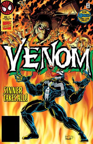 Venom Sinner Takes All Vol 1 1