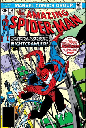 Amazing Spider-Man Vol 1 161