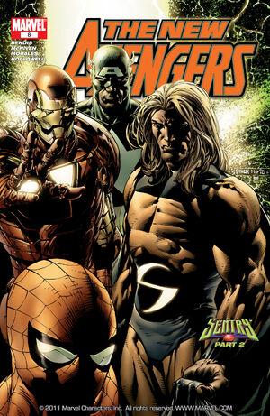 New Avengers Vol 1 8