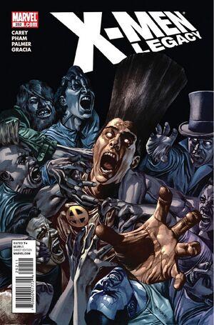 X-Men Legacy Vol 1 252
