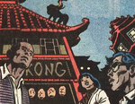 Chinatown (Los Angeles) from West Coast Avengers Vol 1 2 001