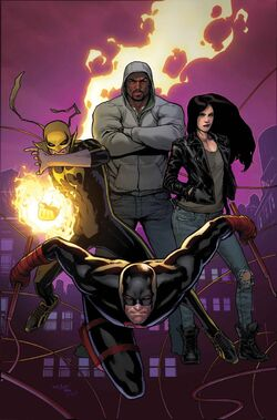 Defenders Vol 5 1 Textless