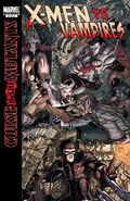 X-Men Curse of the Mutants - X-Men vs. Vampires Vol 1 2