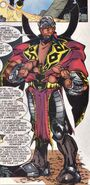 D'Gard (Earth-616) from Uncanny X-Men Annual Vol 1 1997