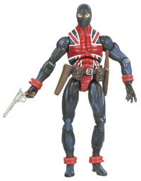 James Montgomery Falsworth (Earth-616) from Marvel Universe (Toys) Series I Wave III 0001