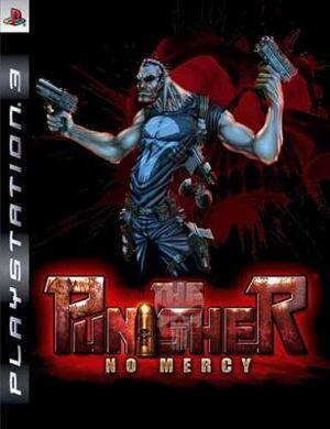 Punisher No Mercy Cover Art
