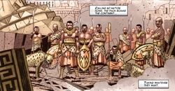 Hyena Clan (Earth-616) from FF Vol 1 19 0001