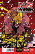 Iron Fist The Living Weapon Vol 1 5