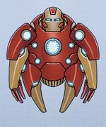 Swarm (Resilient) from Invincible Iron Man Vol 1 521 001