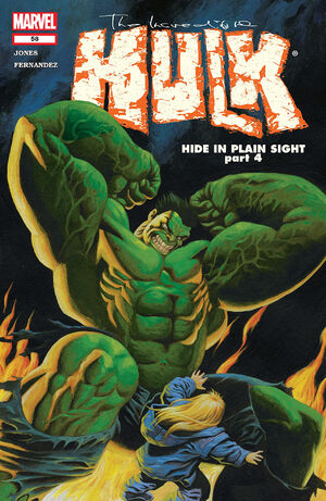 Incredible Hulk Vol 2 58