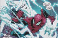 Peter Parker (Earth-616) vs Maxwell Dillon (Earth-616) in Amazing Spider-Man Vol 3 2 001