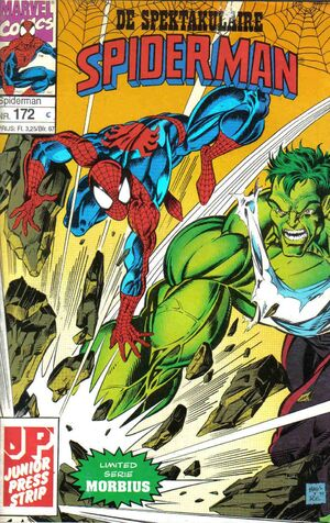 Spectaculaire Spiderman 172