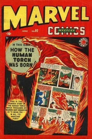 Marvel Mystery Comics Vol 1 92