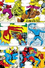 Fantastic Four (Earth-689) Avengers Annual Vol 1 2