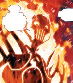 Fire King (Earth-TRN563) from Thor Season One Vol 1 1 0001