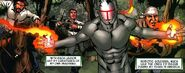 Robotic Soldier (Earth-616) from Books of Doom Vol 1 5