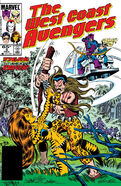 West Coast Avengers Vol 2 3