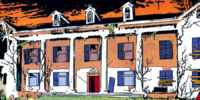 Writer's Mansion