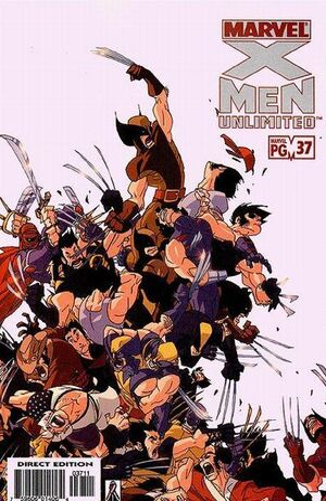 X-Men Unlimited Vol 1 37