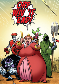 Crazy Gang (Earth-616) from Deadpool & the Mercs for Money Vol 1 5 001