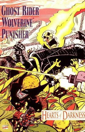 Ghost Rider Wolverine Punisher Hearts of Darkness Vol 1 1