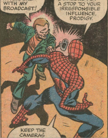 File:Prodigy (Alien) (Earth-616) and Peter Parker (Earth-616) from Amazing Spider-Man vs. The Prodigy Vol 1 1 001.png