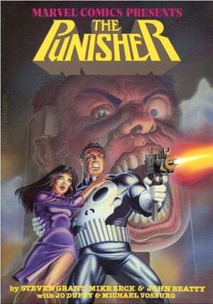 Punisher Circle of Blood TPB Vol 1 1