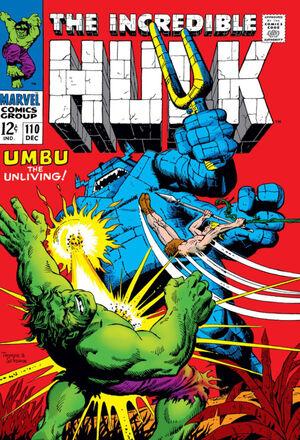Incredible Hulk Vol 1 110