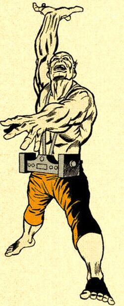 Caldwell Rozza (Earth-616) from Marvel Legacy The 1960's Handbook Vol 1 1 0001