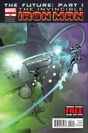 Invincible Iron Man Vol 1 521