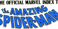 Official Marvel Index to Amazing Spider-Man Vol 1