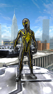 Peter Parker (Earth-TRN498) from Spider-Man Unlimited (video game) 001