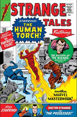 Strange Tales Vol 1 118