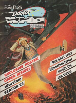 Doctor Who Magazine Vol 1 140