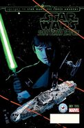 Journey to Star Wars The Force Awakens - Shattered Empire Vol 1 1 Third Eye Comics Exclusive Variant