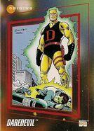 Matthew Murdock (Earth-616) from Marvel Universe Cards Series III 0002