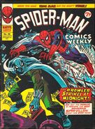 Spider-Man Comics Weekly Vol 1 98