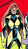 Lillian Crawley (Earth-616) from Alpha Flight Vol 1 12 001