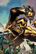 All-New X-Men Vol 2 1 Kirby Monster Variant Textless