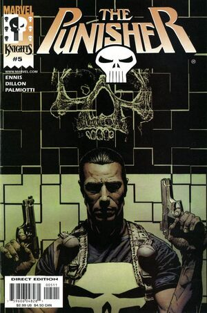 Punisher Vol 5 5