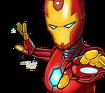 Riri Williams (Earth-TRN562) from Marvel Avengers Academy 005
