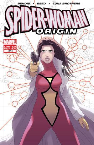 Spider-Woman Origin Vol 1 4