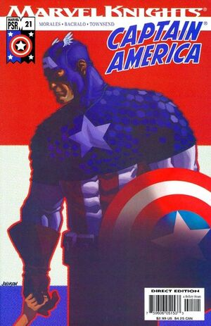 Captain America Vol 4 21